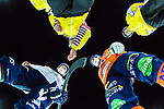 Bolln&auml;s 2015-12-11 Bandy Elitserien Bolln&auml;s GIF - Edsbyns IF :  <br /> Edsbyns Jonas Edling och Bolln&auml;s Andreas Westh med domare Jonas Kandell inf&ouml;r bandymatchen i Elitserien mellan Bolln&auml;s och Edsbyn <br /> (Foto: Kenta J&ouml;nsson) Nyckelord:  Bolln&auml;s GIF BGIF Giffarna S&auml;vsta&aring;s IP &Aring;sen Edsbyn Byn