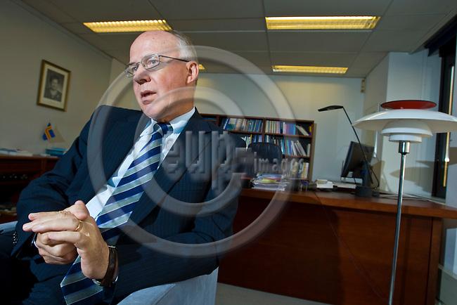 BRUSSELS - BELGIUM - 27 OCTOBER 2008 --  Jan STORE, Finnish EU-Ambassador. Jan Store is the new Permanent Representative of Finland to the EU. -- PHOTO: Juha ROININEN / EUP-IMAGES