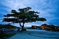 Cao Frio_RJ, Brasil...Forte Sao Mateus em Cabo Frio ao anoitecer...Fort Sao Mateus in Cabo Frio in the nightfall...Foto: JOAO MARCOS ROSA / NITRO..