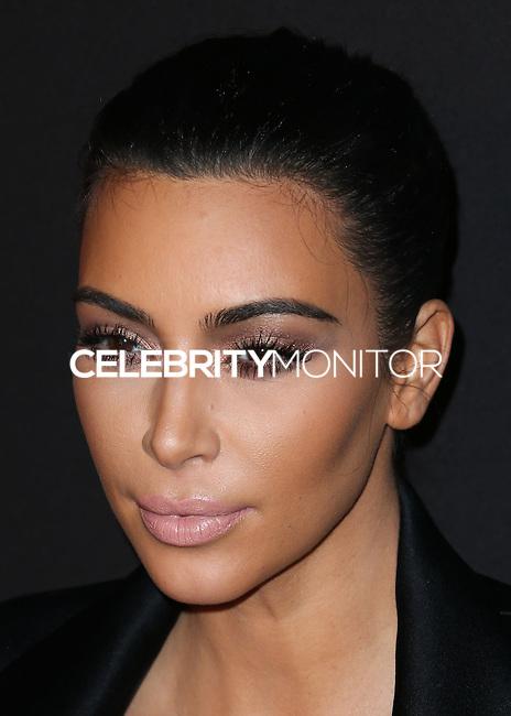 BEVERLY HILLS, CA, USA - DECEMBER 11: Kim Kardashian arrives at Rihanna's 1st Annual Diamond Ball held at The Vineyard Beverly Hills on December 11, 2014 in Beverly Hills, California, United States. (Photo by Xavier Collin/Celebrity Monitor)