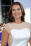 Brooke Shields at the Los Angeles premiere of The Campaign, held at Grauman's Chinese Theater Los Angeles, CA. August 2, 2012