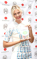 NEW YORK,NY - August 20, 2012: Maria Sharapova attends the Sugarpova Launch at Henri Bendel in New York City. © RW/MediaPunch Inc. /NortePhoto.com<br />