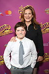 Ana Gasteyer and Ulysses McKittrick attend the Broadway Opening Performance of 'Charlie and the Chocolate Factory' at the Lunt-Fontanne Theatre on April 23, 2017 in New York City.