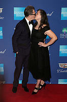 PALM SPRINGS, CA - January 2: Gary Oldman, Gisele Schmidt, at 29th Annual Palm Springs International Film Festival Awards Gala at Palm Springs Convention Center in Palm Springs, California on January 2, 2018. <br /> CAP/MPI/FS<br /> &copy;FS/MPI/Capital Pictures