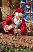 Marcello, CHRISTMAS SANTA, SNOWMAN, WEIHNACHTSMÄNNER, SCHNEEMÄNNER, PAPÁ NOEL, MUÑECOS DE NIEVE, paintings+++++,ITMCXM2068,#X#