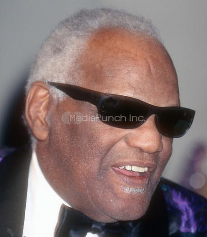 Ray Charles 1998<br /> Photo By John Barrett/PHOTOlink.net / MediaPunch
