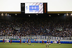 FC Luzern v St Johnstone...17.07.14  Europa League 2nd Round Qualifier<br /> 1-1 final score, saints have an away goal<br /> Picture by Graeme Hart.<br /> Copyright Perthshire Picture Agency<br /> Tel: 01738 623350  Mobile: 07990 594431