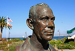 John Steinbeck statue, Cannery Row