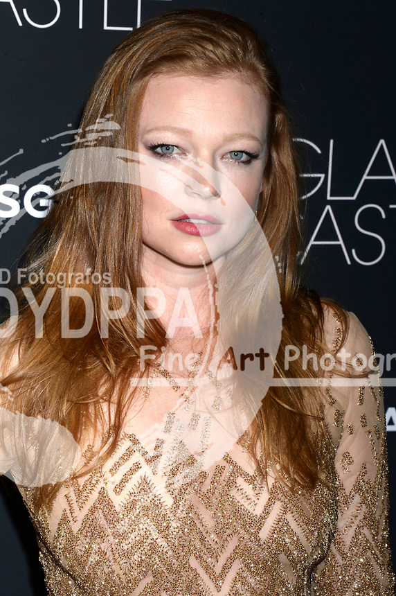 Sarah Snook bei der Premiere des Kinofilms 'The Glass Castle / Schloss aus Glas' im SVA Theater. New York, 09.08.2017