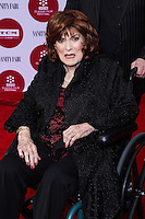 "HOLLYWOOD, LOS ANGELES, CA, USA - APRIL 10: Maureen O'Hara at the 2014 TCM Classic Film Festival - Opening Night Gala Screening of ""Oklahoma!"" held at TCL Chinese Theatre on April 10, 2014 in Hollywood, Los Angeles, California, United States. (Photo by David Acosta/Celebrity Monitor)"