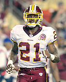 Landover, MD - August 25, 2007 --  Washington Redskins safety Sean Taylor (21) in game action against the Baltimore Ravens at FedEx Field in Landover, Maryland on Saturday, August 25, 2007..Credit: Ron Sachs / CNP