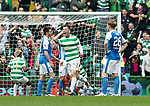 Celtic v St Johnstone &hellip;26.08.17&hellip; Celtic Park&hellip; SPFL<br />Callum McGregor celebrates his goal<br />Picture by Graeme Hart.<br />Copyright Perthshire Picture Agency<br />Tel: 01738 623350  Mobile: 07990 594431