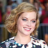 HOLLYWOOD, LOS ANGELES, CA, USA - SEPTEMBER 15: Jane Levy arrives at the Los Angeles Premiere Of Warner Bros. Pictures' 'This Is Where I Leave You' held at the TCL Chinese Theatre on September 15, 2014 in Hollywood, Los Angeles, California, United States. (Photo by Xavier Collin/Celebrity Monitor)