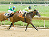 Proud Lil Sis winning at Delaware Park on 9/03/11