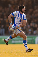 Castres Robert Ebersohn<br /> <br /> Photographer Bob Bradford/CameraSport<br /> <br /> European Rugby Heineken Champions Cup Pool 2 - Exeter Chiefs v Castres - Sunday 13th January 2019 - Sandy Park - Exeter<br /> <br /> World Copyright &copy; 2019 CameraSport. All rights reserved. 43 Linden Ave. Countesthorpe. Leicester. England. LE8 5PG - Tel: +44 (0) 116 277 4147 - admin@camerasport.com - www.camerasport.com