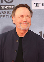 "11 April 2019 - Hollywood, California - Billy Crystal. 2019 10th Annual TCM Classic Film Festival - The 30th Anniversary Screening of ""When Harry Met Sally"" Opening Night  held at TCL Chinese Theatre. Photo Credit: Faye Sadou/AdMedia"