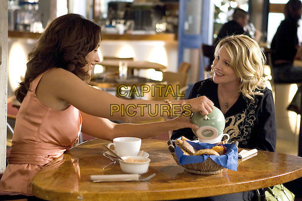 JENNIFER BEALS & LAUREL HOLLOMAN.in The L Word - Season 2.*Editorial Use Only*.www.capitalpictures.com.sales@capitalpictures.com.Supplied by Capital Pictures.