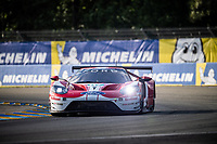 #67 FORD CHIP GANASSI TEAM UK (USA) FORD GT LM GTE PRO ANDY PRIAULX (GBR) HARRY TINCKNELL (GBR) JONATHAN BOMARITO (USA)