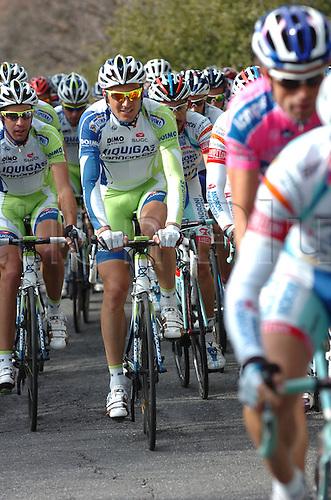 20.02.2011: trofeo Laigueglia, Liquigas - Cannondale 2011, Basso Ivan, Passo del Ginestro