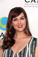 Sara Rue<br /> at the 16th Annual From Slavery to Freedom Gala Event. Skirball Center, Los Angeles, CA 05-29-14<br /> David Edwards/DailyCeleb.Com 818-249-4998