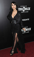 "NEW YORK, NY - MAY 09: Lia Sheleshi attends the ""John Wick: Chapter 3"" world premiere at One Hanson Place on May 9, 2019 in New York City.     <br /> CAP/MPI/JP<br /> ©JP/MPI/Capital Pictures"