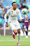 Real Madrid's Eder Militao during La Liga match. September 14,2019. (ALTERPHOTOS/Acero)