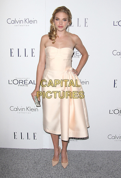 19 October 2015 - Beverly Hills, California - MacKenzie Mauzy. 22nd Annual ELLE Women In Hollywood Awards held at Four Seasons Hotel Los Angeles. <br /> CAP/ADM/FS<br /> &copy;FS/ADM/Capital Pictures