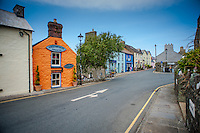 Thursday  19  June  2014<br /> <br /> Pictured: View of  St.Davids Wales Re:  Views of St Davids