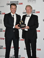 BEVERLY HILLS, CA. October 14, 2016: Matt Damon &amp; Ridley Scott at the 30th Annual American Cinematheque Award gala honoring Ridley Scott &amp; Sue Kroll at The Beverly Hilton Hotel, Beverly Hills.<br /> Picture: Paul Smith/Featureflash/SilverHub 0208 004 5359/ 07711 972644 Editors@silverhubmedia.com