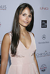 Actress Jordana Brewster arrives at 7th Annual Chrysalis Butterfly Ball on May 31, 2008 at a Private Residence in Los Angeles, California.