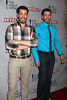 Jonathan Scott, Drew Scott<br />