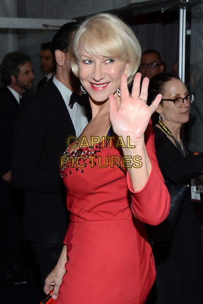 11 January 2015 - Beverly Hills, California - Helen Mirren. The Weinstein Company and Netflix 2015 Golden Globes After Party celebrating the 72nd Annual Golden Globe Awards held at Robinsons May Lot.  <br /> CAP/ADM/TW<br /> &copy;TW/ADM/Capital Pictures