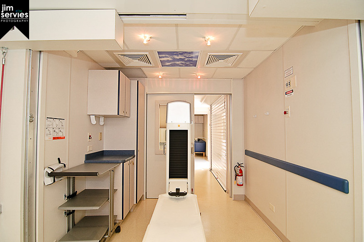 Mobile PET-CT Imaging Services | Commercial Photography by Jim Servies