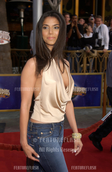 Actress ROSALIND SANCHEZ at the world premiere of 2 Fast 2 Furious at the Universal Amphitheatre, Hollywood..June 3, 2003