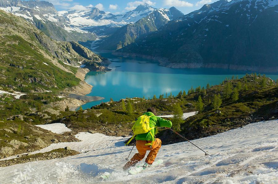JULY 2020 - Summer skitouring