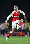 Arsenal's Kieran Gibbs in action during the Champions League group A match at the Emirates Stadium, London. Picture date November 23rd, 2016 Pic David Klein/Sportimage