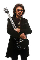TONY IOMMI - BLACK SABBATH (Studio Session)