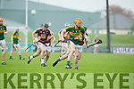 In Action Kerry's Michael O'Leary in the Leinster Senior Hurling Championship Round Robin Group, Round 2,  Kerry V Westmeath    on Saturday at Tralee's Austin Stack Park on Saturday