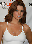 , CA. - June 05: Actress Joanna Garcia arrives at the Step Up Women's Network's 2009 Inspiration Awards Luncheon at the Beverly Wilshire Four Seasons Hotel on June 5, 2009 in Beverly Hills, California.