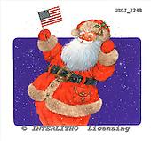 GIORDANO, CHRISTMAS SANTA, SNOWMAN, WEIHNACHTSMÄNNER, SCHNEEMÄNNER, PAPÁ NOEL, MUÑECOS DE NIEVE, paintings+++++,USGI2248,#X#