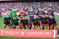FC Barcelona team group
