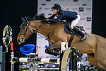 Maikel van der Vleuten of Netherlands rides VDL Groep Arera C in action during the Longines Grand Prix as part of the Longines Hong Kong Masters on 15 February 2015, at the Asia World Expo, outskirts Hong Kong, China. Photo by Victor Fraile / Power Sport Images