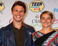 2014 Teen Choice Awards - Press Room
