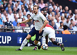Harry Kane of Tottenham Hotspur during the FA cup semi-final match at Wembley Stadium, London. Picture date 21st April, 2018. Picture credit should read: Robin Parker/Sportimage