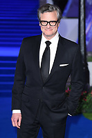 "LONDON, UK. December 12, 2018: Colin Firth at the UK premiere of ""Mary Poppins Returns"" at the Royal Albert Hall, London.<br /> Picture: Steve Vas/Featureflash"