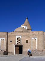 Chashmai Ayub-Mausoleum, Buchara, Usbekistan, Asien, UNESCO-Weltkulturerbe<br /> Chasmai Ayub-Mausoleum, Historic City of Bukhara, Uzbekistan, Asia, UNESCO Heritage Site