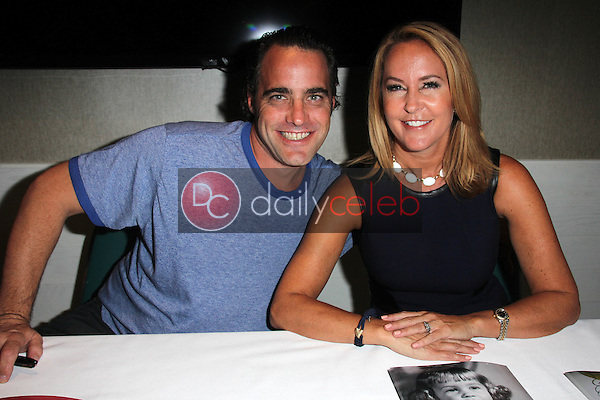 "David Lawrence, Erin Murphy<br /> ""Bewitched"" Fan Fare Day 4, Sportsman's Lodge, Studio City, CA 09-20-14<br /> David Edwards/DailyCeleb.com 818-249-4998"
