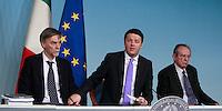 20140408 ROMA-POLITICA: CONSIGLIO DEI MINISTRI
