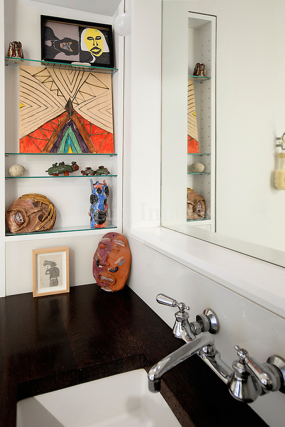 contemporary wash basin