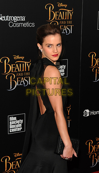 NEW YORK, NY - March 13 : Emma Watson attends the 'Beauty And The Beast' New York screening at Alice Tully Hall, Lincoln Center on March 13, 2017 in New York City.<br /> CAP/MPI/JP<br /> &copy;JP/MPI/Capital Pictures